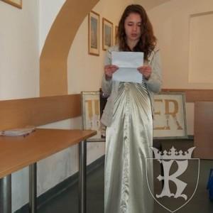 Finał konkursu poetyckiego ''Nie bój się, wypłyń na głębię''
