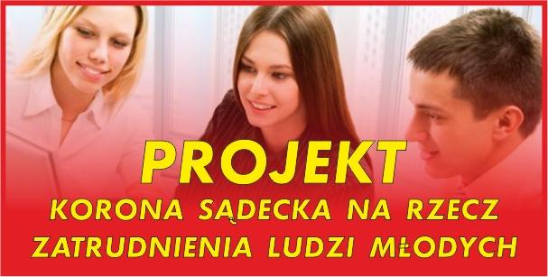 "Projekt ""Korona Sądecka..."""