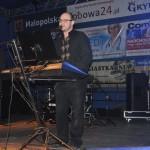 """Jesień Grybowska 2015: Dyskoteka zzespołem """"Jedziebaba"""""""