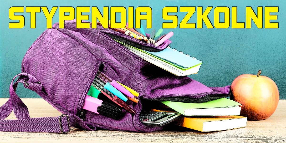 Stypendia szkolne