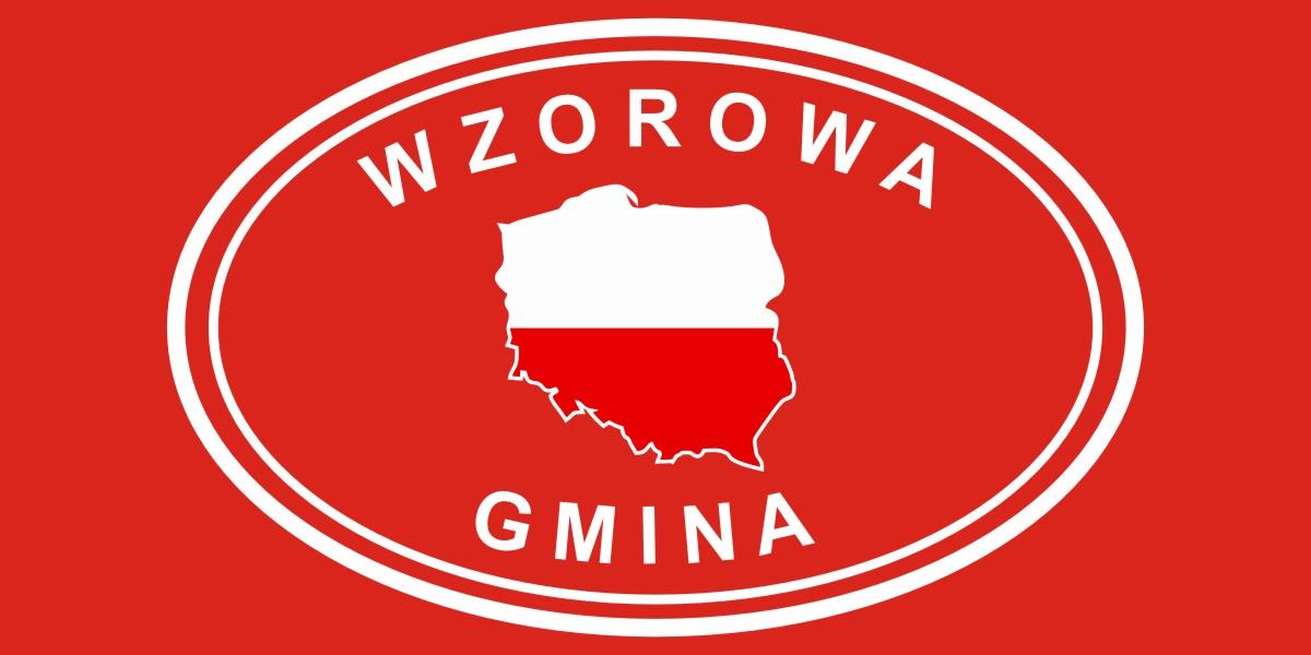 Logo: Wzorowa gmina