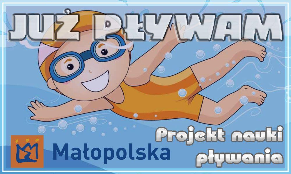 "Projekt ""Już pływam"""