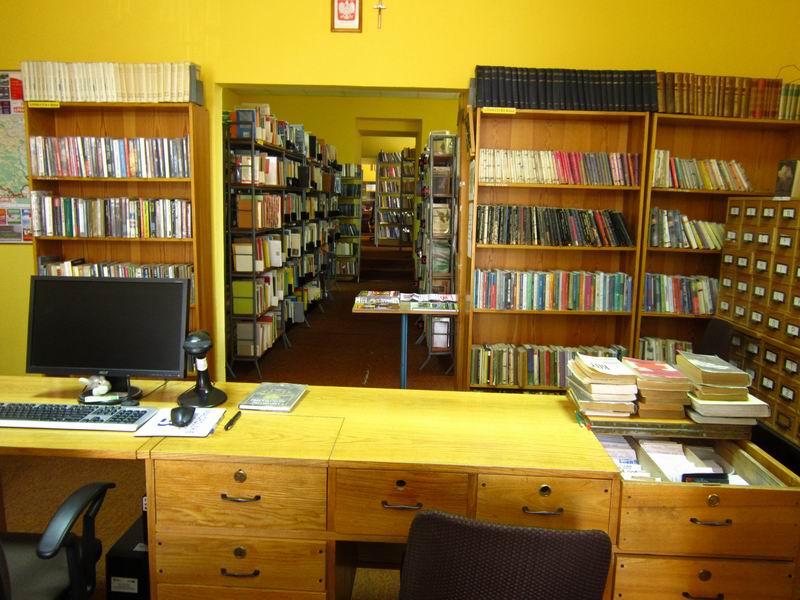 Miejska Biblioteka Publiczna wGrybowie