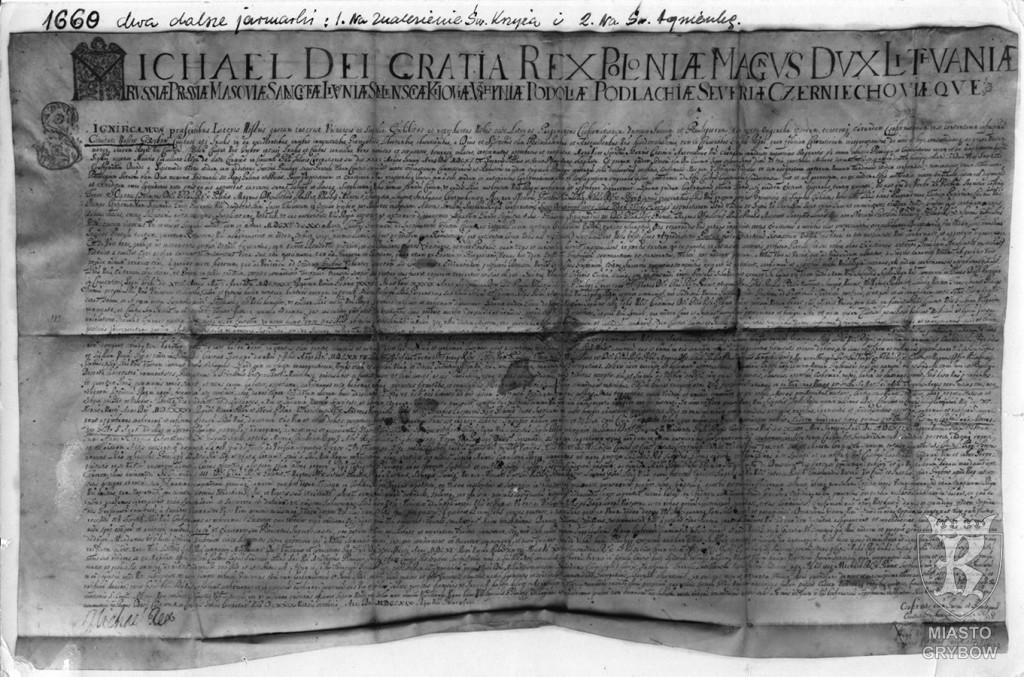 Michał Korybut Wiśniowiecki ''Dwa dalsze jarmarki: Na znalezienie Św. Krzyża i na Św. Agnieszki'' (1669)