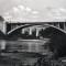 Widok na grybowskie mosty (okres międzywojenny)