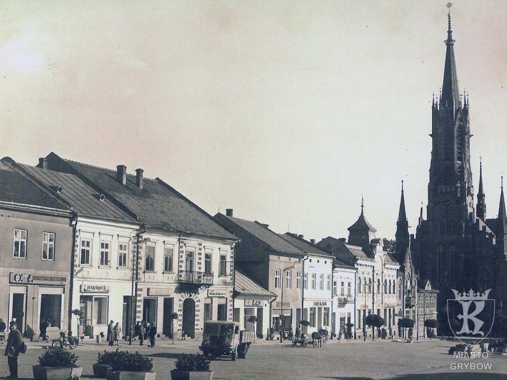 Rynek (lata 50-te XX wieku)