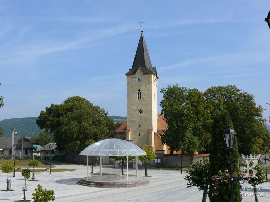 Miasto partnerskie - Veľký Šariš (Slovensko)