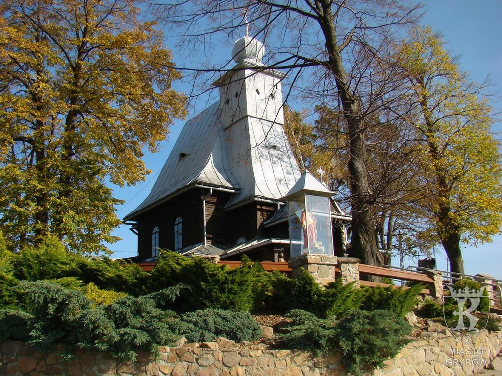 Kaplica na Podchełmiu