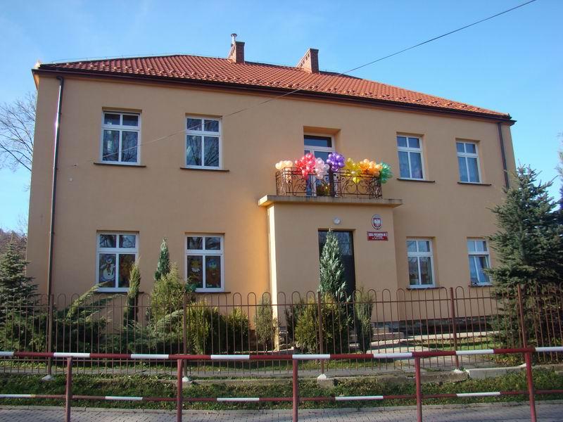 Budynek Szkoły Podstawowej Nr2