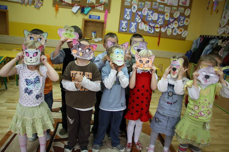 Dzieci ze Szkoły Podstawowej Nr 2