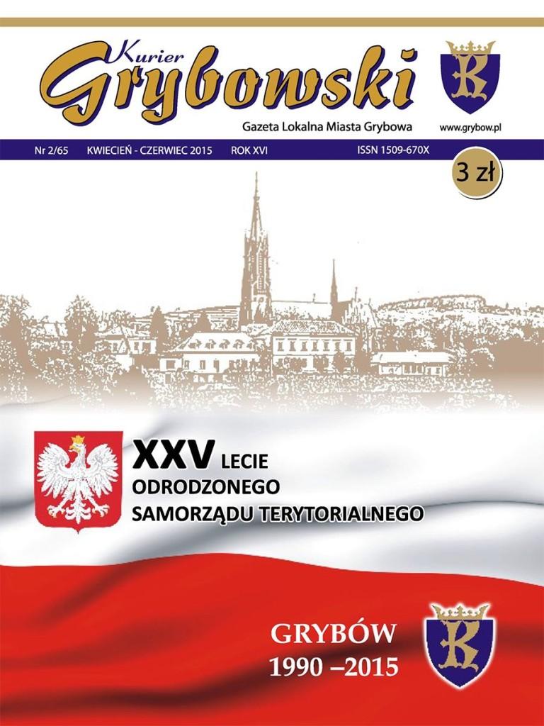 Kurier Grybowski (nr65) - okładka