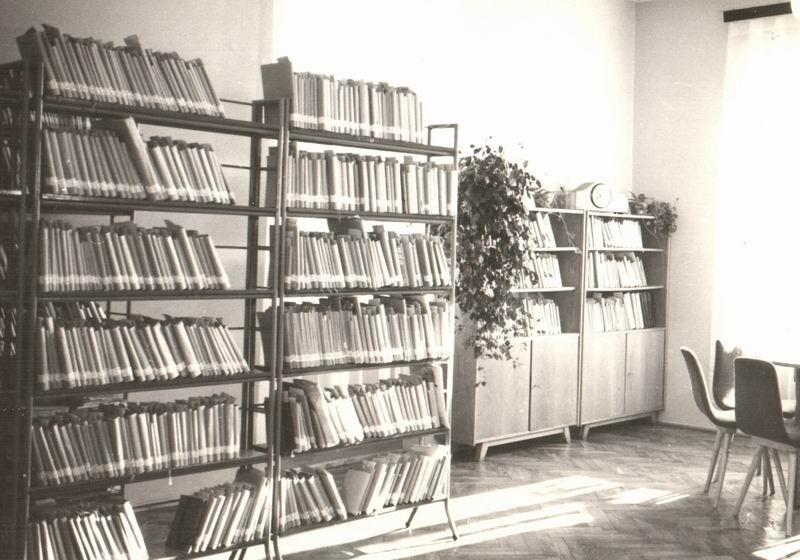 Miejska Biblioteka Publiczna (rok 1969)