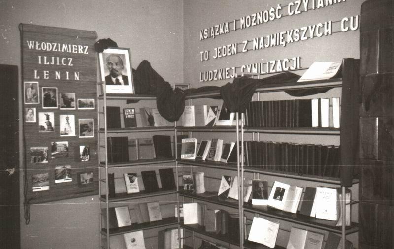 Miejska Biblioteka Publiczna (rok 1970)