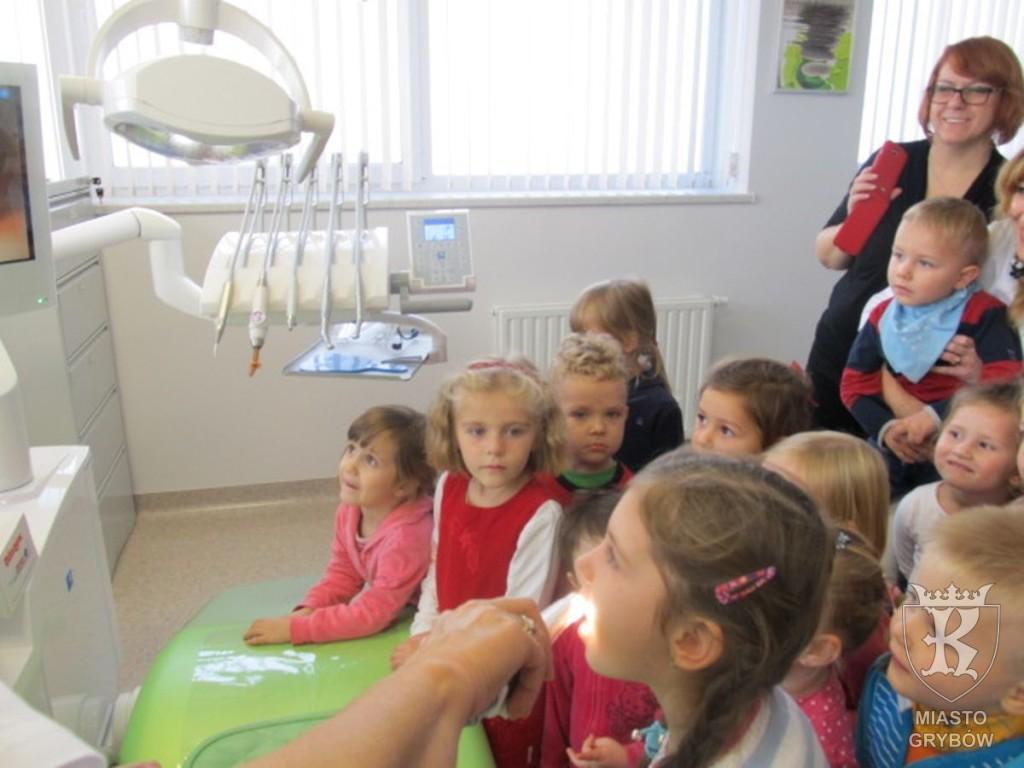 Wizyta wgabinecie stomatologicznym