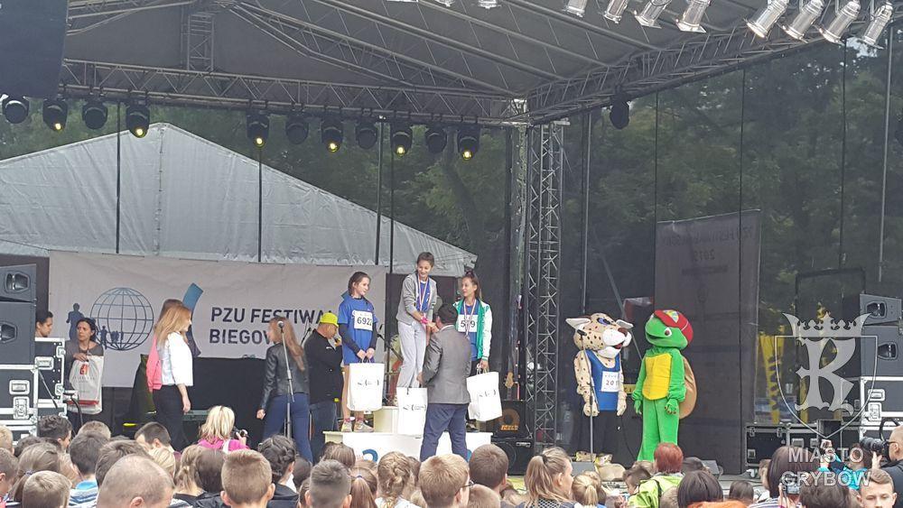 Festiwal biegowy w Krynicy-Zdroju