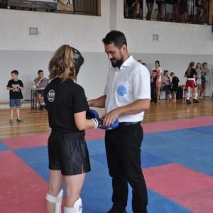 Turniej kickboxingu