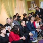 Grybow24.pl: Burmistrz na wigilii u najmłodszych