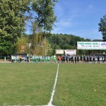 Jesień Grybowska 2015: Mecz oldbojów