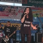 """Jesień Grybowska 2015: Koncert zespołu """"Poison"""""""
