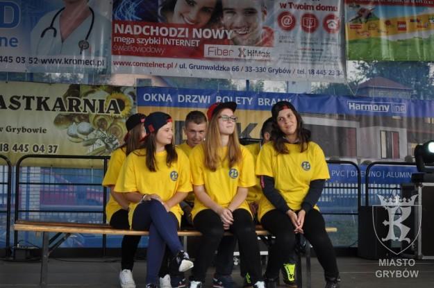 Jesień Grybowska 2015: Przegląd artystyczny jednostek