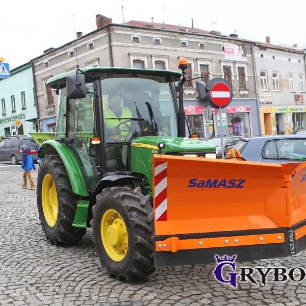 Grybow24.pl: Zakup nowego sprzętu przez MPGK w Grybowie