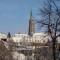 Wizytówka Grybowa: Widok na kościół od ul. Grottgera, fot. Małgorzata Motyka (2009)
