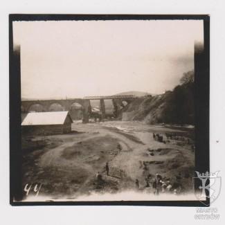 Grybów. Most odbudowa