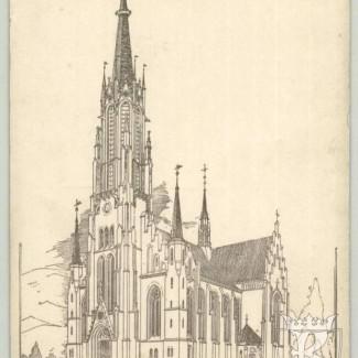 Grybów. Nowy Kościół