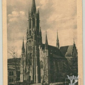 Grybów. Kościół