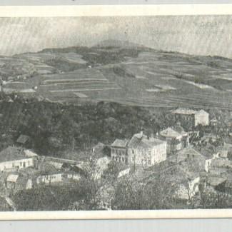 Grybów. Widok na ul. Grunwaldzką i Kościuszki