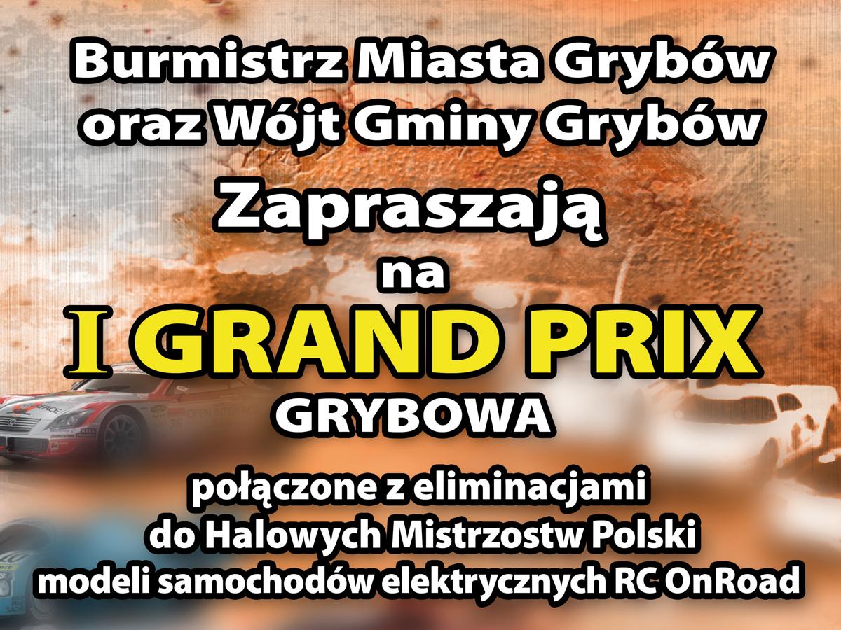 I Grand Prix Grybowa