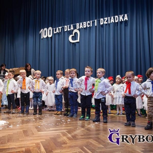 2016-01-16 Grybow24.pl: Dzień Babci i Dziadka 2016