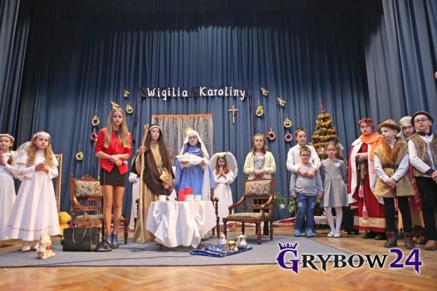 Grybow24.pl: Jasełka w grybowskim MDK-u