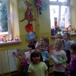 Wizyta Mikołaja w Szkole Podstawowej Nr 2 w Grybowie