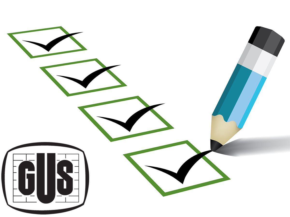 GUS: Badania ankietowe