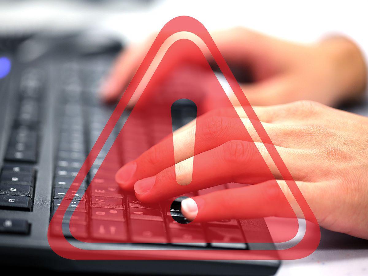 Uwaga na oszustów internetowych