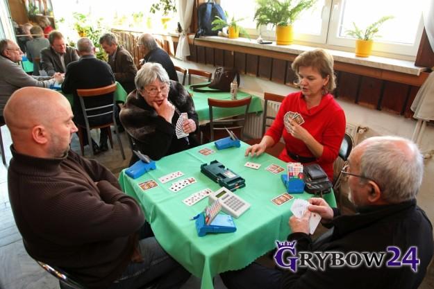 2016-02-07: Grybow24.pl - XII Noworoczny Turniej Brydża Sportowego