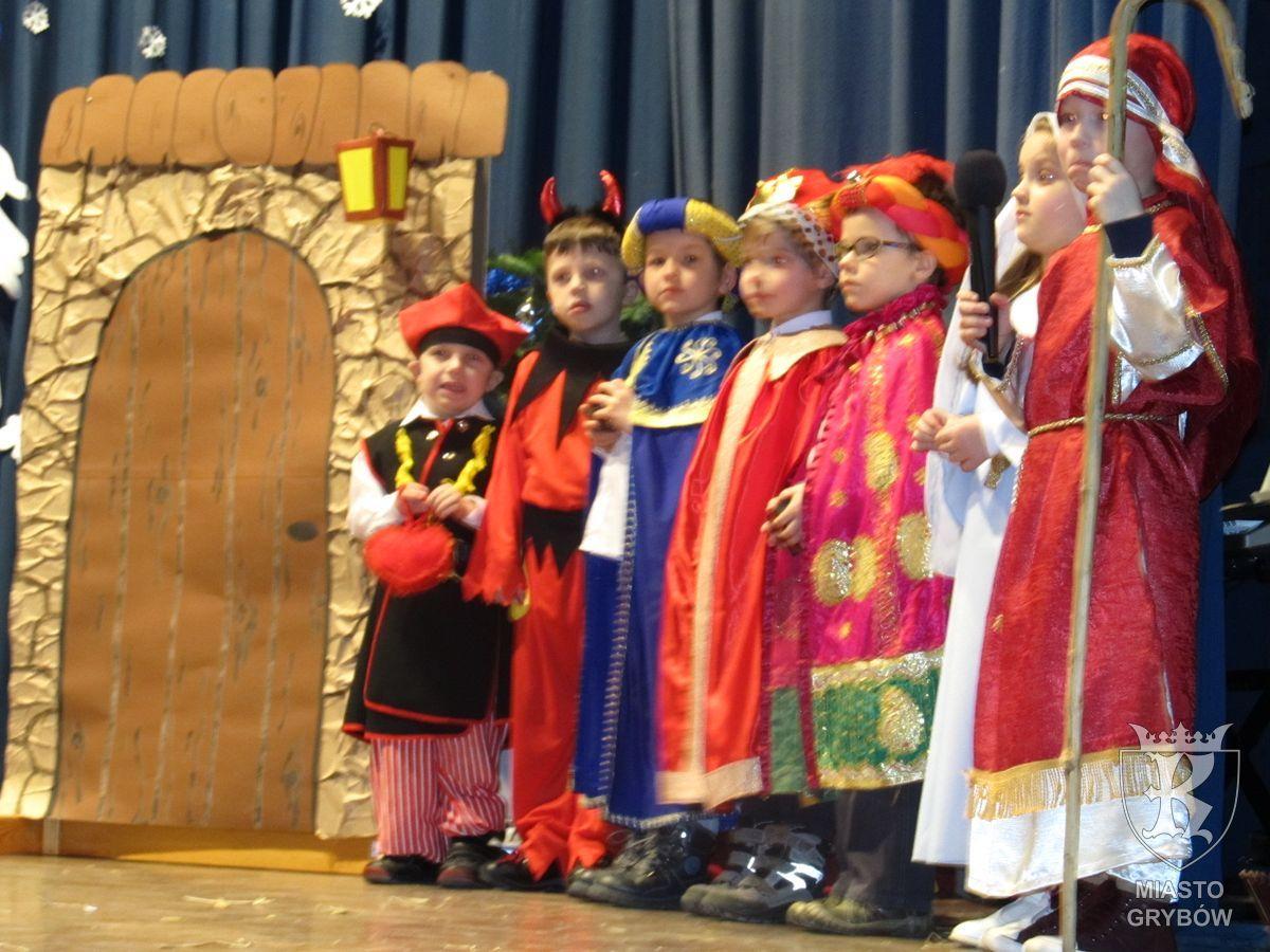 2016-01-31: VIII Parafialny Przegląd Jasełek i Przedstawień Bożonarodzeniowych