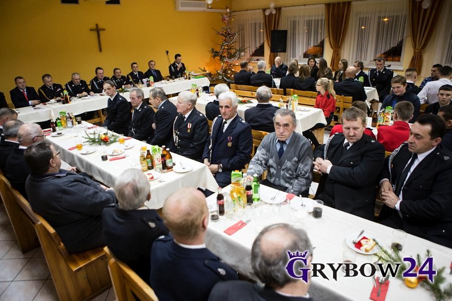 2016-01-16: Grybow24.pl - Podsumowanie roku ustrażaków