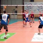 Szkolny turniej siatkówki
