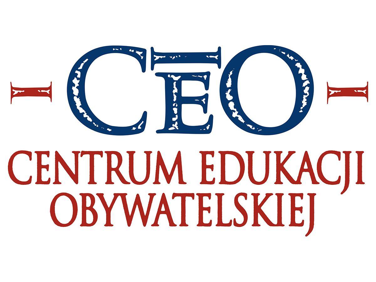 """Logo """"Centrum Edukacji Obywatelskiej"""""""