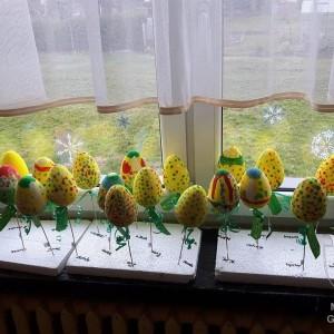 2016-03-23: Wielkanocne pisanki w Jedynce