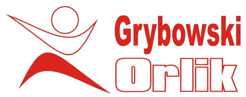 Logo grybowskiego Orlika