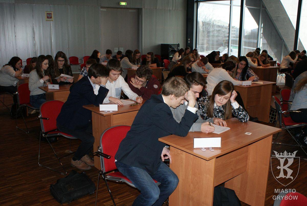 Ogólnopolski konkurs wiedzy