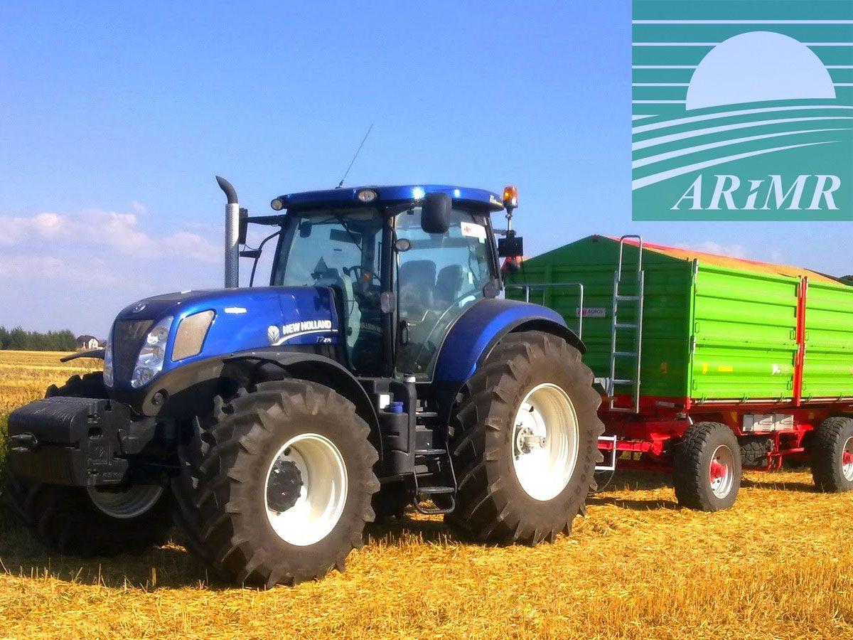"""Inwestycje w ramach """"Modernizacji gospodarstw rolnych"""""""