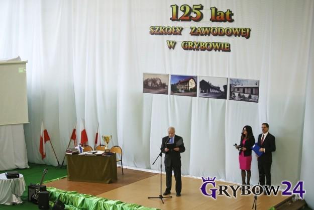2016-03-12 Jubileusz ZSZ w Grybowie