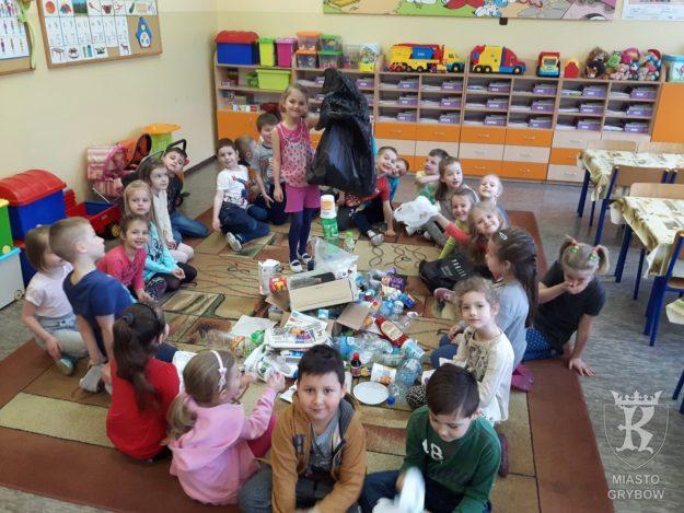 2016-04-14: Nasi mali ekolodzy z klasy 0c (SP1)