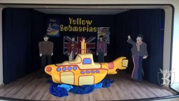 "2016-04-08: Konkurs piosenki angielskiej ""Yellow Submarine"""