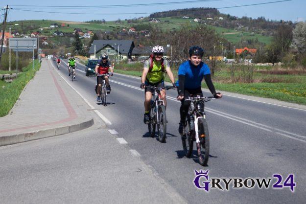 2016-04-10: Grybow24.pl - Wycieczka rowerowa na Podjaworze