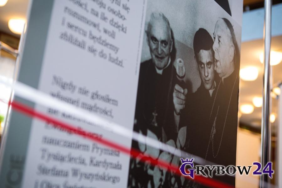"""2016-04-10: Wystawa """"Bł. Jerzy Popiełuszko"""""""